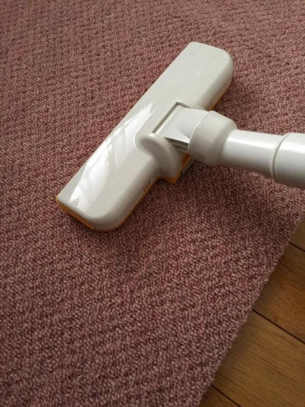 タイルカーペット掃除機