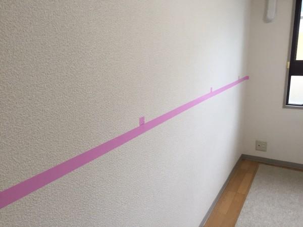 壁の計測2