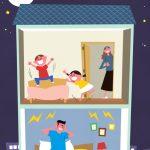 【家庭内防音】まずできる対策方法とポイント No1