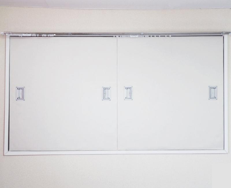 窓用ワンタッチ防音ボード