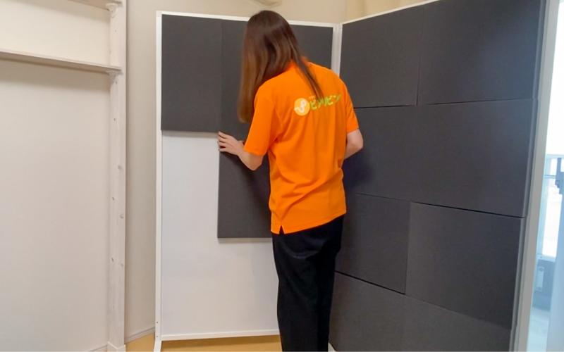 防音ブース作り方