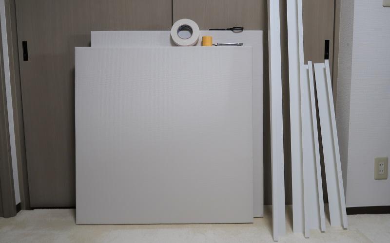 引き戸の防音対策材料