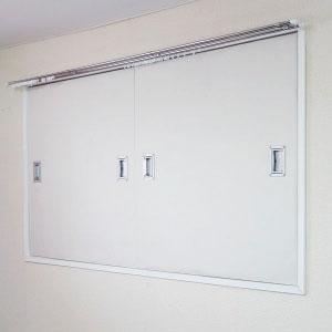 ピアリビング 窓用ワンタッチ防音ボード