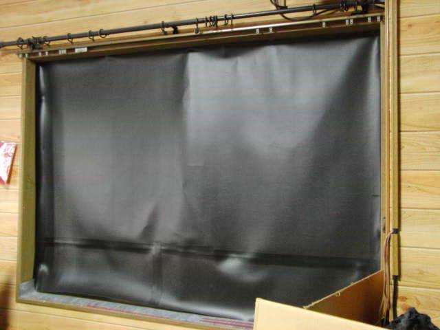 遮音シート 窓対策