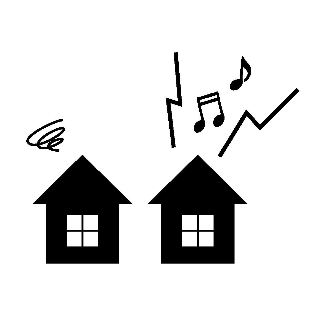 集合住宅の騒音対策