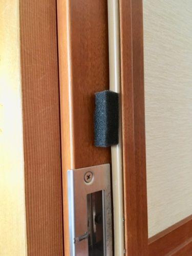 うるさい!ドアのバタン音を簡単になくす方法